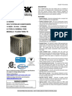 Condensador r410 Ycjd30-60btu Trif