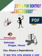 Drogas Estou Por Dentro - João Massareli