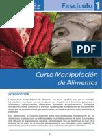 Fasciculo 1 - Folleto Manipulacion de Alimentos