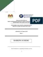 SKEMA K2 Trial SBP SPM 2014 ADD MATH