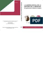 Cuaderno LVIII Agenda Social Hª Medicina