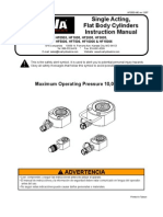 BVA HF Series Manual