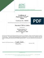 Certificate_AssuranceEIAforListeriaspp