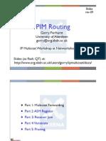 5a IP PIM Networkshop 09
