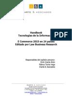 ECommerce2015 Capítulo Peru