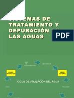 Sistemas de tratamiento y depuración de las aguas