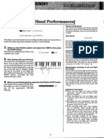 Clav Performance Memory