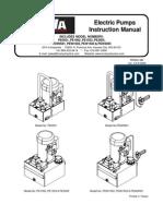 BVA PE PEW Series Manual