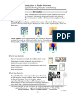 Basics About Illustrator