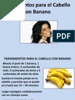 Tratamientos Para El Cabello Con Banano