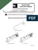 BVA P Series Manual Two DA