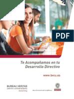 Masters MBA Expertos Bureau Veritas Centro Universitario Catalogo 2014