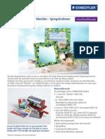 STAEDTLER Kreativtipp FIMO Soft Maritime Bilderrahmen Colour Kit