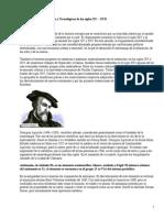 Descubrimientos Científicos y Tecnológicos de los siglos XV−XVII