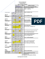 2014-15 Siskiyou Union HSD Rev. School Calendar