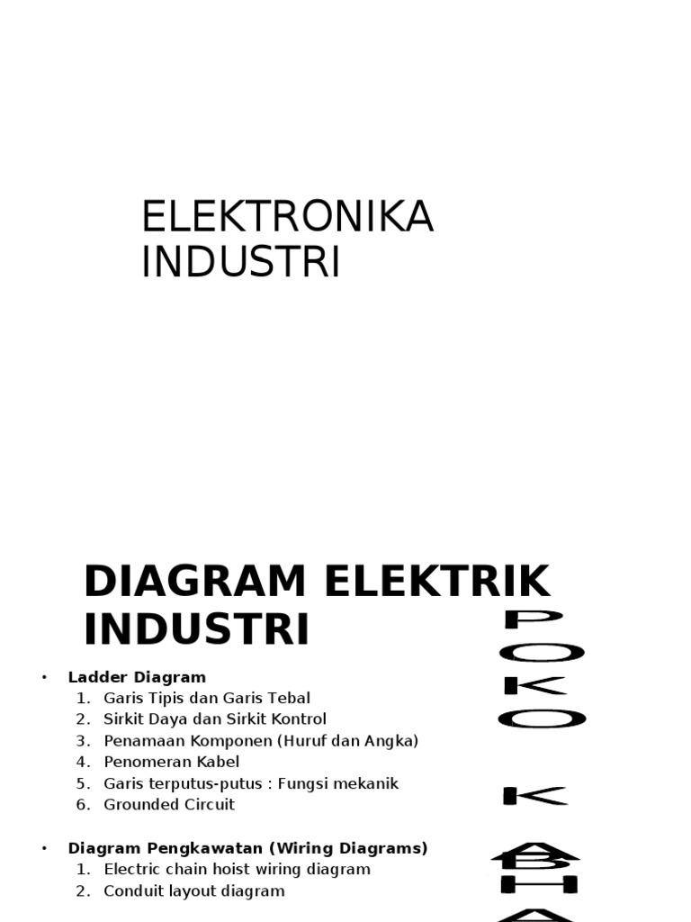 Diagram listrik industri ccuart Images