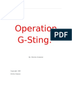 Operation G-Sting by Steven Donnini