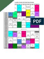 5th schedule2014-2015