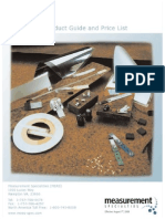 Piezo Film Product Guide