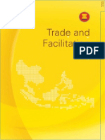 Trade and facilitation ASEAN