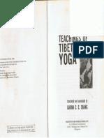 Garma C. C. Chang - Teachings of Tibetan Yoga