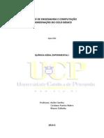 Quimica Geral Experimental 2014-2