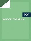 Jagger Formula