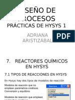 1034264 Clases de Hysys 5 Reacciones y Reactores