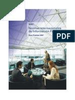 Normas Internacionales de Informacion Financiera 2007