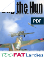 Bag the Hun-Ww2 Aerial Wargame Rules