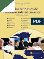 Modelos Bilingues de Contratos Internacionales