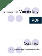 ceramics powerpoint