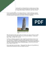 Thap nghieng Pisa
