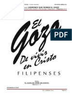 Estudio Biblico Del Libro Filipenses