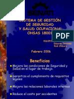 CAPACITACIÓN PRESENCIALFEBRERO 2006