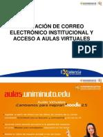 ACTIVACIÓN DE CORREO INSTITUCIONAL E INGRESO A AULAS.pptx