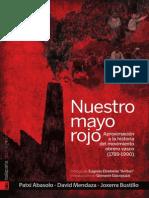 Nuestro Mayo Rojo. Prologo Eugenio Etxebeste 201405