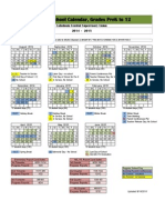 2014-2015 Danville Calendar