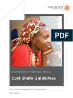 Cost Share - Guidance Document 4-3_FINAL