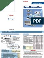 Toshiba SMMS-Manual de Consulta Rápida