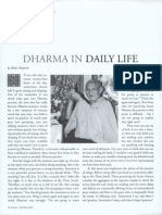 36-39 PGL-Dharma in Daily Life Mandala April - May 2006