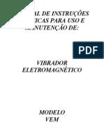 Manual - Vibrador Eletromagnético (1)