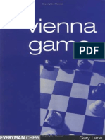 Chess-Lane, Gary - The Vienna Game