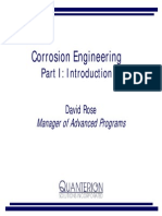 Corrosion Training Intro