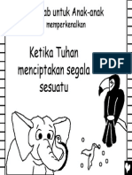 When God Made Everything Indonesian CB