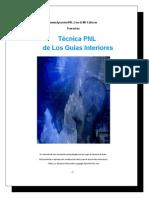 Técnica PNL de Los Guías Interiores CursoAutoestimaPNL