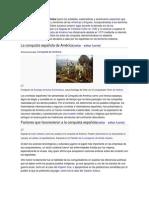 Los Conqustadores Españoles