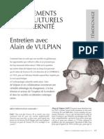 De_Vulpian(2004).Changements Socioculturels Et Modernité