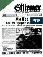Der Stürmer - 1938 - Nr. 10