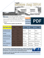 Newsletter Broadsheet 2014 Aug17